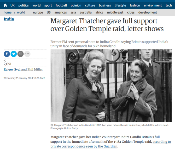 Guardian-Thatcher-Amritsar