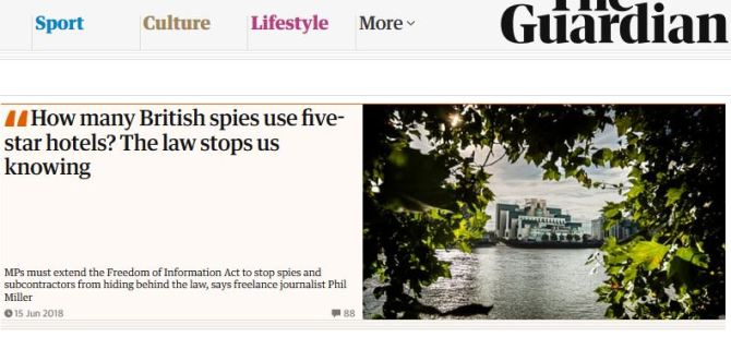 CiF-Spies