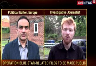 CNNnews18-bluestar-interview