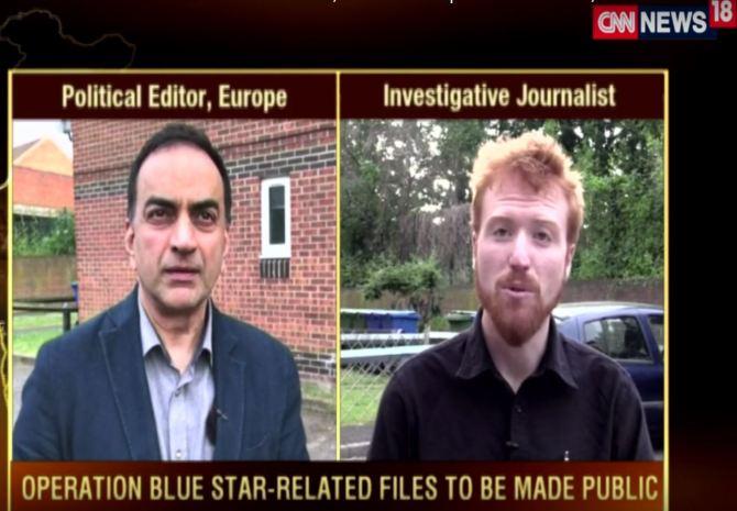 CNNnews18-bluestar-interview